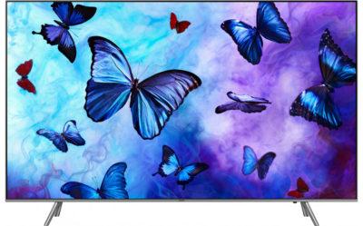 Телевизор Samsung QE49Q6FNAUXUA