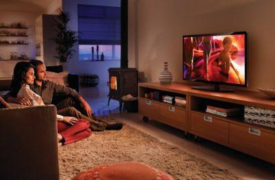 Телевизор с IPS матрицей