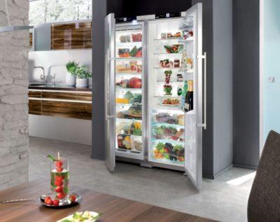 «Холодильник Side-by-Side»