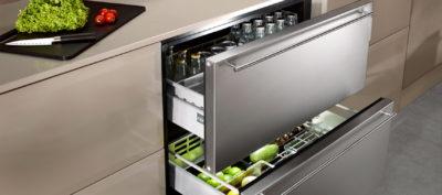 Зона свіжості в холодильнику