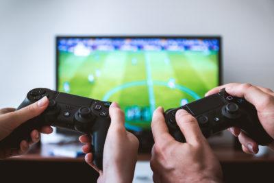 Телевізор для ігрової консолі