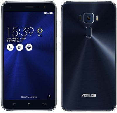 ASUS Zenfone 3 ZE552KL 64Gb (смартфон ASUS Zenfone 3 ZE552KL 64Gb)
