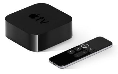 Apple-TV (беспроводное подключение к телевизору с помощью приставки Apple TV Box)