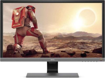 BenQ EL2870U_4K_for_consoles (лучший игровой монитор для консолей - BenQ EL2870U)