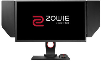 BenQ Zowie XL2540_240Hz (кращий ігровий монітор з частотою 240Гц - BenQ Zowie XL2540