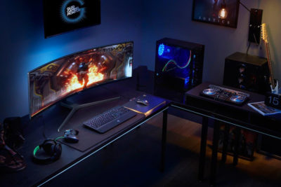 Gameplace ( «робоче місце» кіберспортсмена)