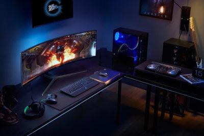 Gameplace («рабочее место» киберспортсмена)