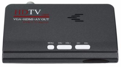 HDTVbox (цифровий ТВ ресивер – тільки HDTV якість)
