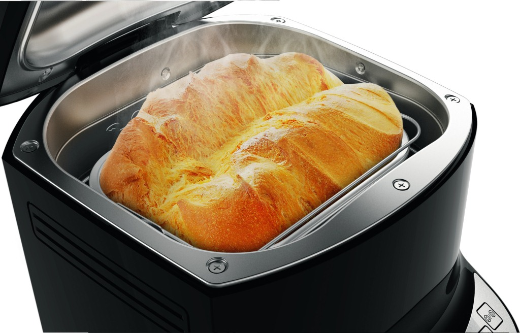 Хлебопечь_критерии выбора для гурманов - хлебопечь с хлебом