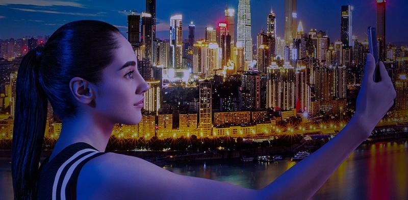 Honor 9 Blue-специальная технология биннинга пикселей