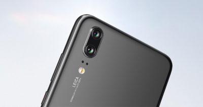Huawei P20 (фотокамера Huawei P20)