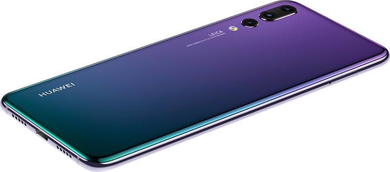 Huawei P20 Pro Purple-расцветка