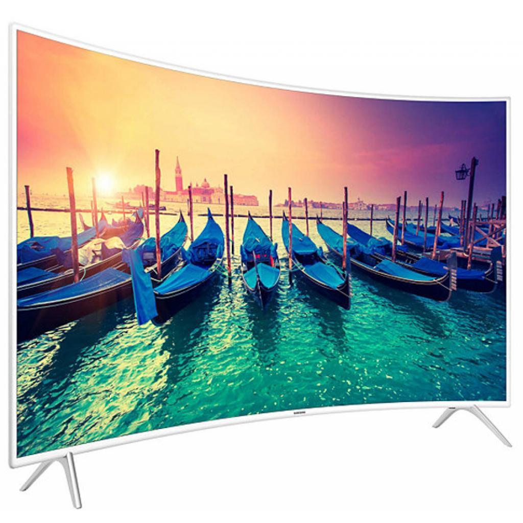 Изогнутый экран в телевизоре прихоть или полезная функция Разбираемся в вопросе - лодки на экране телевизора