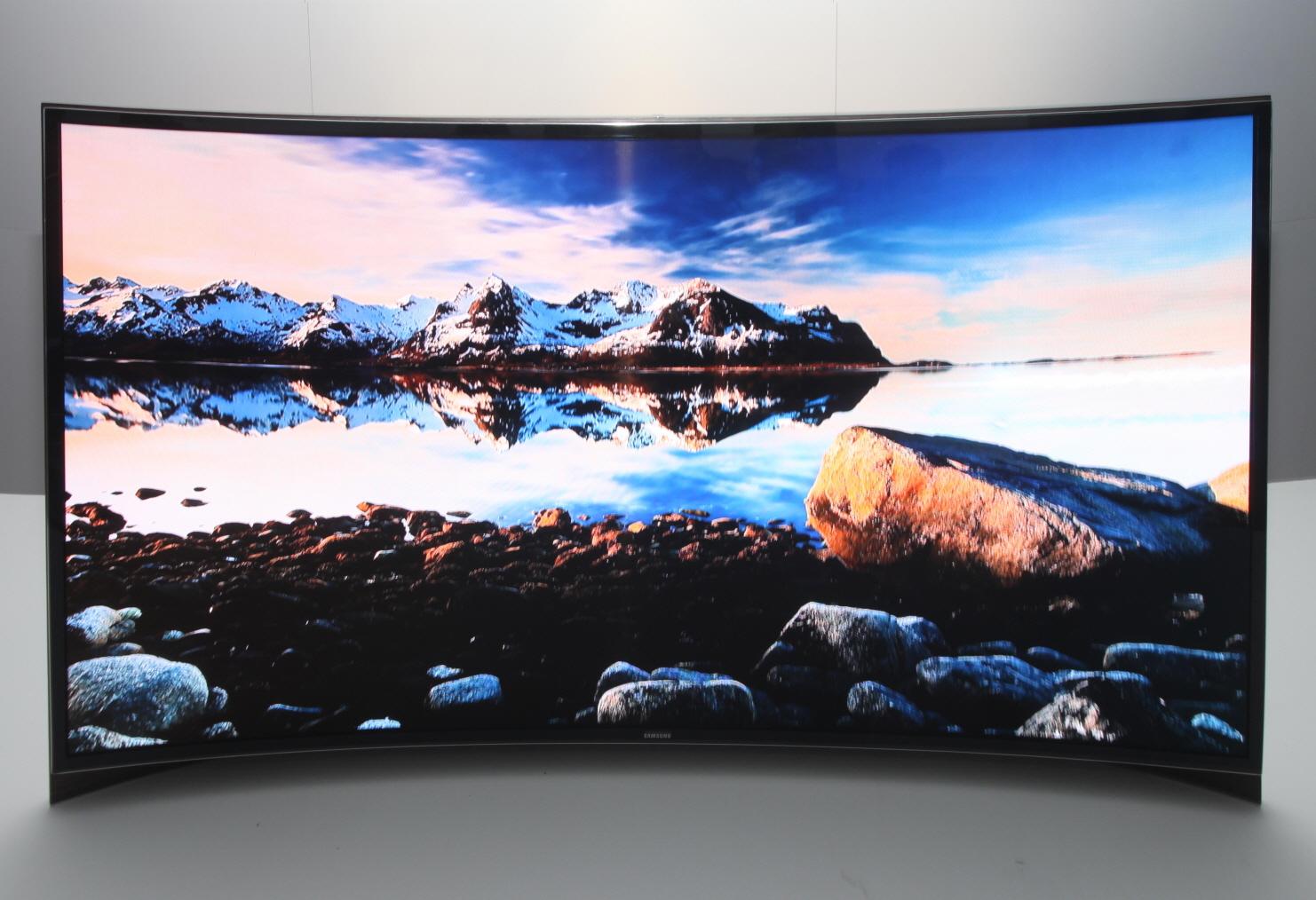 Изогнутый экран в телевизоре прихоть или полезная функция Разбираемся в вопросе - телевизор с изогнутым экраном