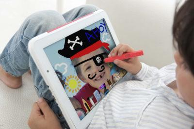 Kids (планшет для ребенка)
