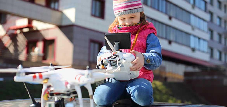 Квадрокоптер для ребенка_обзор лучших моделей - квадрокоптер для самых маленьких
