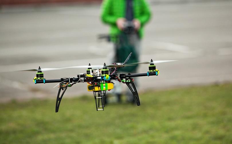 Квадрокоптер_дорогая игрушка или новое слово в любительской видеосъёмке, доставке, спорте - управляем квадрокоптером