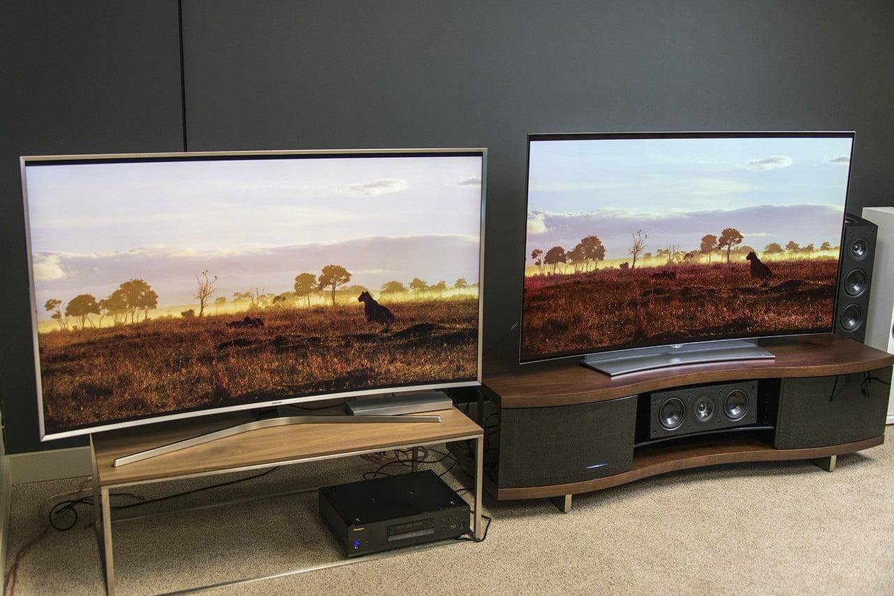 LED или OLED телевизоры 2