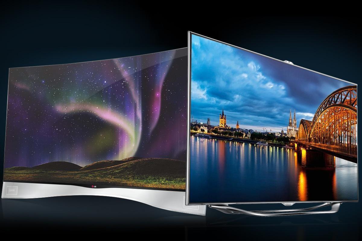 LED или OLED телевизоры 3