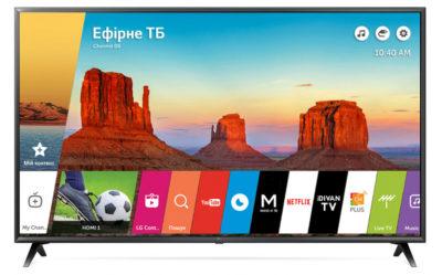 LG 49UK6300PLB (Smart TV LG 49UK6300PLB)