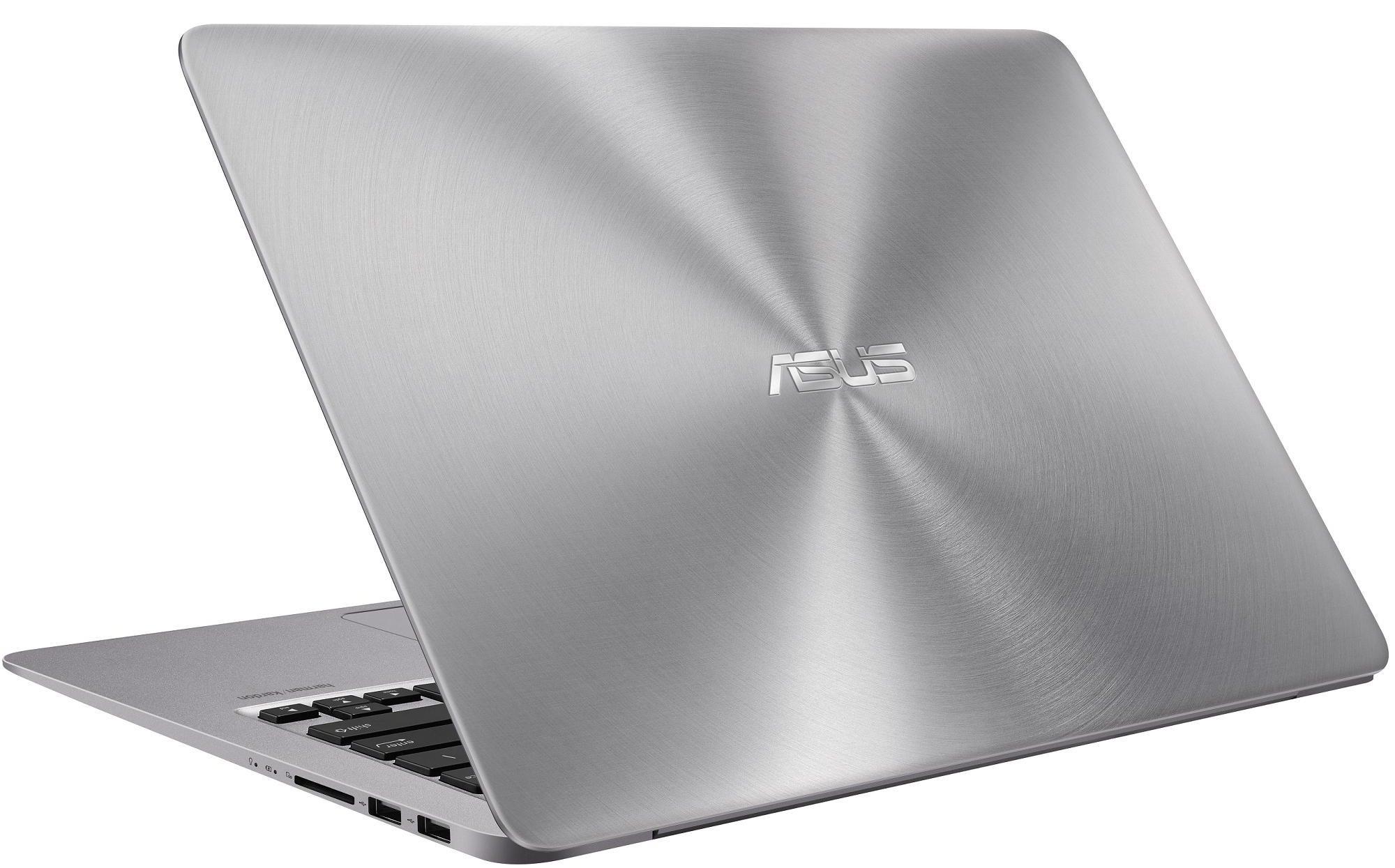 Легкие и тонкие лучшие ноутбуки для тех, кто постоянно в пути - Asus UX310UF-FC005R