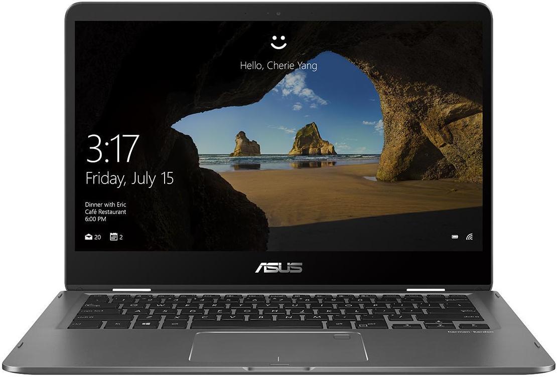 Легкие и тонкие лучшие ноутбуки для тех, кто постоянно в пути - Asus UX461UA-E1012R