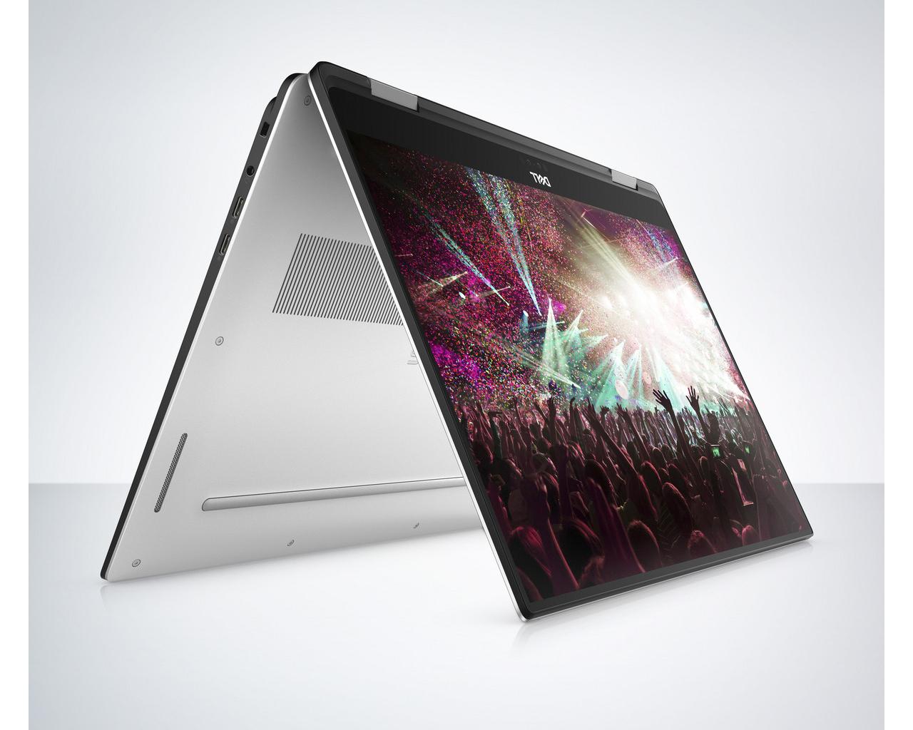 Легкие и тонкие лучшие ноутбуки для тех, кто постоянно в пути - Dell XPS 15 9575