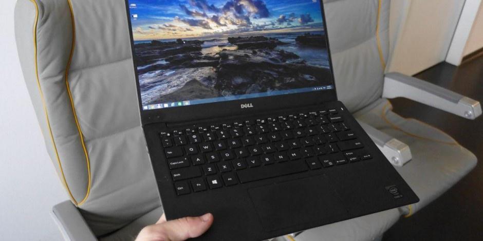 Легкие и тонкие лучшие ноутбуки для тех, кто постоянно в пути - ультрабук в поезде