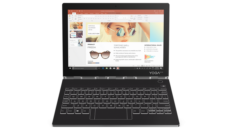 Lenovo Yoga Book C930-photo