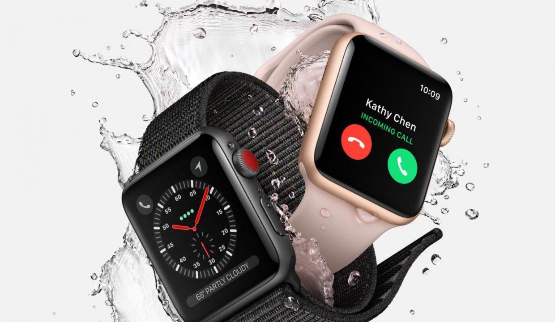 Лучшие smart watch для девушек_гайд по выбору самого стильного гаджета - Apple Watch Series 3