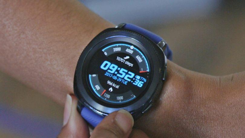 Лучшие smart watch для девушек_гайд по выбору самого стильного гаджета - samsung gear sport
