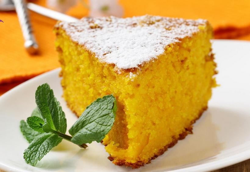 Морковный кекс-с финиками