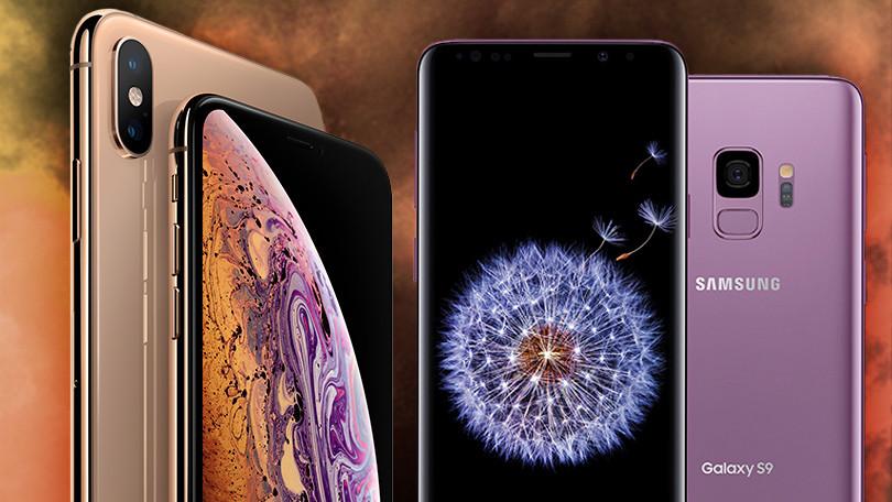 Новые iPhone Xs, Xs Max и Xr 3