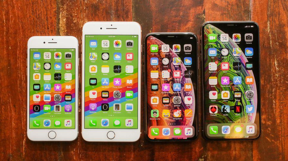 Новые iPhone Xs, Xs Max и Xr 5