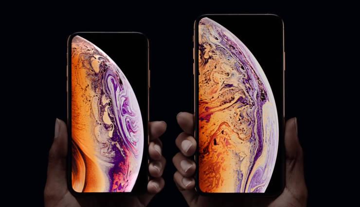 Новые iPhone Xs, Xs Max и Xr 6