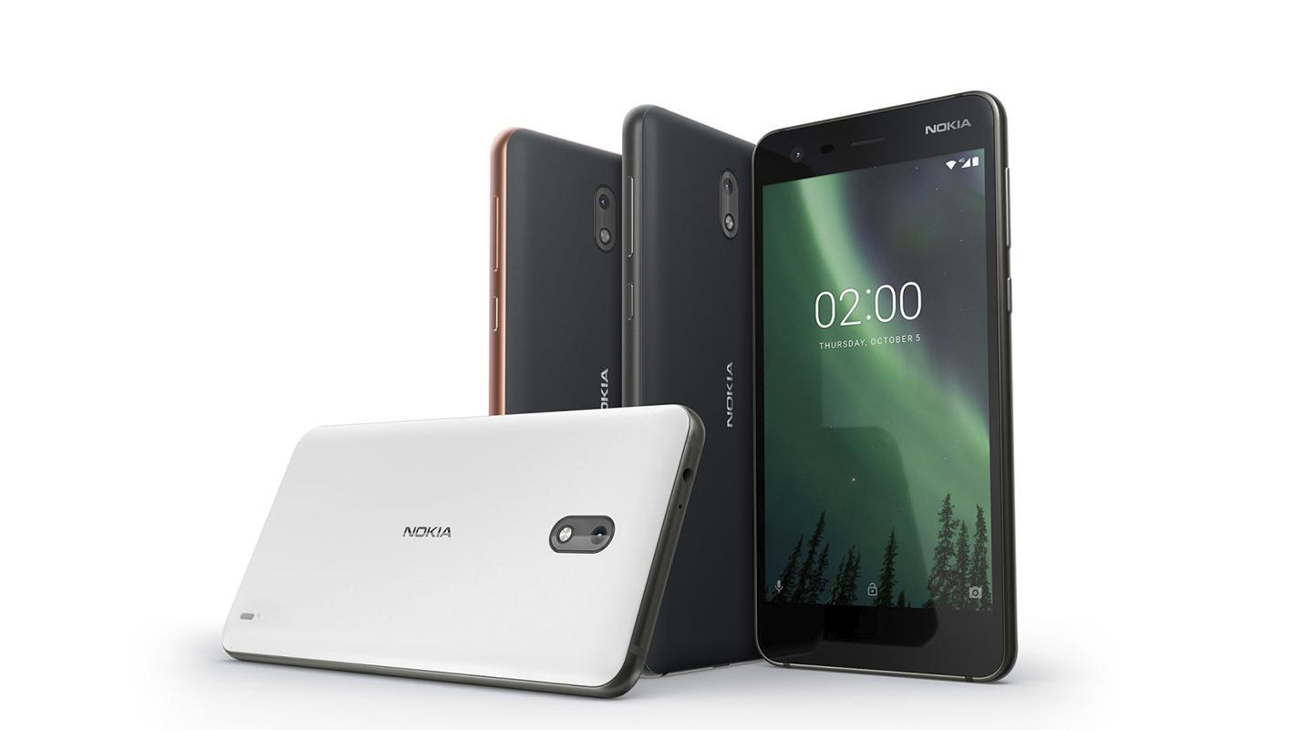 Обзор лучших смартфонов на 2 SIM-карты - Nokia 2