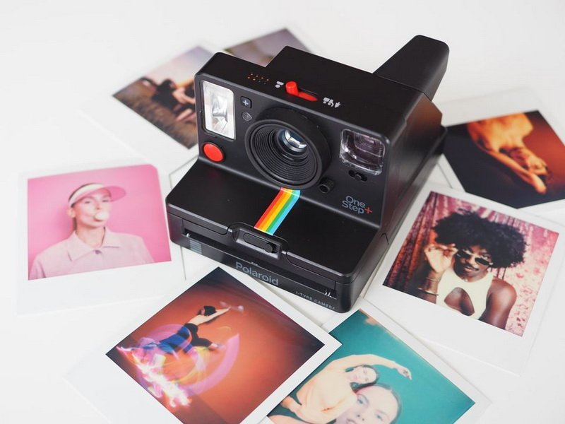 Polaroid OneStep Plus-снимки