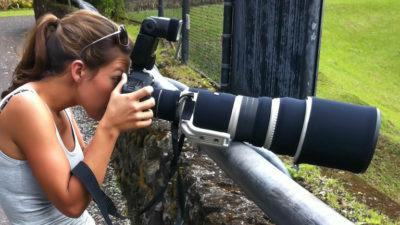 Profy (Професійний фотограф за роботой)