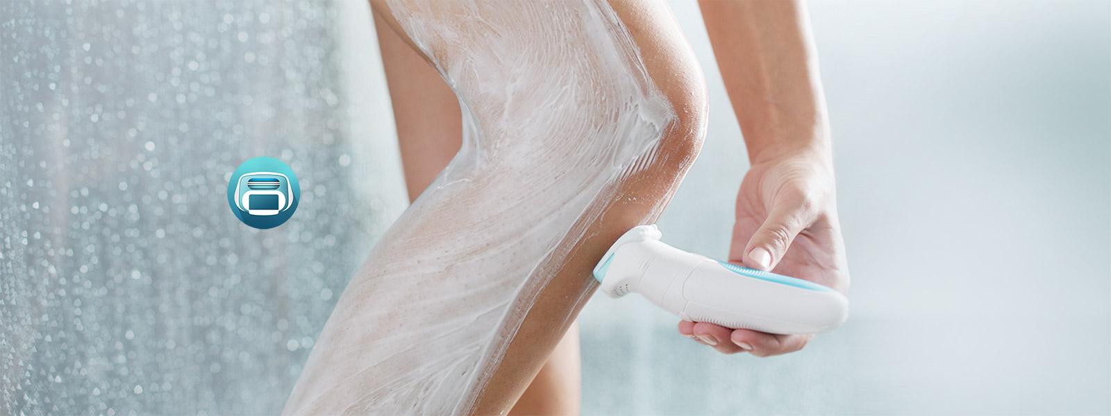 Простой путь к гладкой коже самые безболезненные эпиляторы - эпиляция беспроводным эпилятором