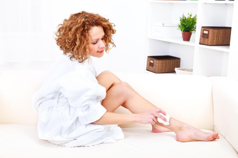Простой путь к гладкой коже самые безболезненные эпиляторы - сухая эпиляция