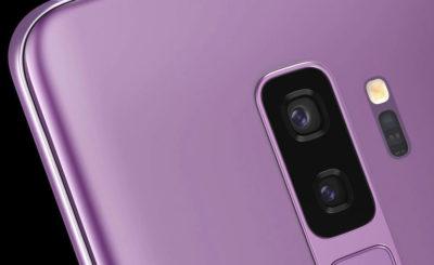 Samsung Galaxy S9+ (фотокамера Samsung Galaxy S9+)