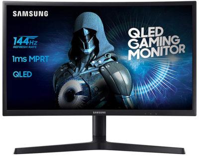 Samsung LC24FG73_144Hz (лучший игровой монитор с частотой 144Гц - Samsung LC24FG73)