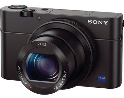 Sony Cyber-Shot DSC-RX 100 II