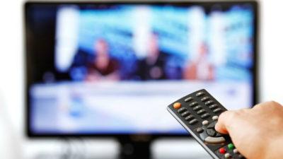 TV from old monitor (телевизор из старого монитора)
