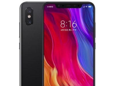 Xiaomi Mi 8 (фотокамера Xiaomi Mi 8)