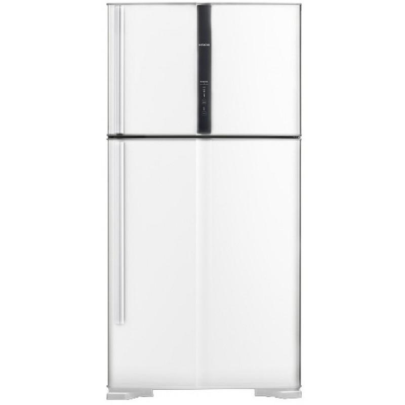 Запасаемся фруктами, ягодами и зеленью до холодов холодильники с объёмными морозилками - Hitachi R-V720PUC1KTWH