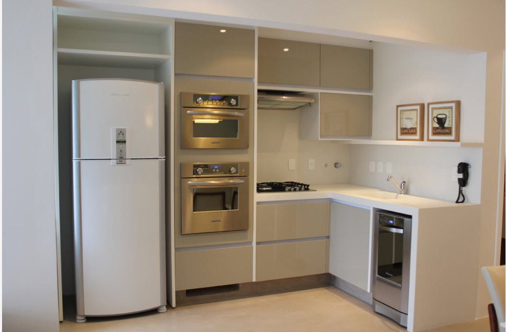 Запасаемся фруктами, ягодами и зеленью до холодов холодильники с объёмными морозилками - холодильник на кухне