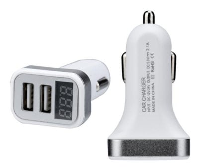 auto charger (автомобільний зарядний пристрій)