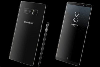 SamsungGalaxyNote 8