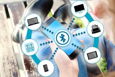 iPhone - Bluetooth соединение